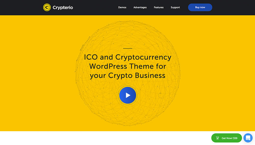 Related Crypterio – ICO Landing Page and Cryptocurrency WordPress Theme Review