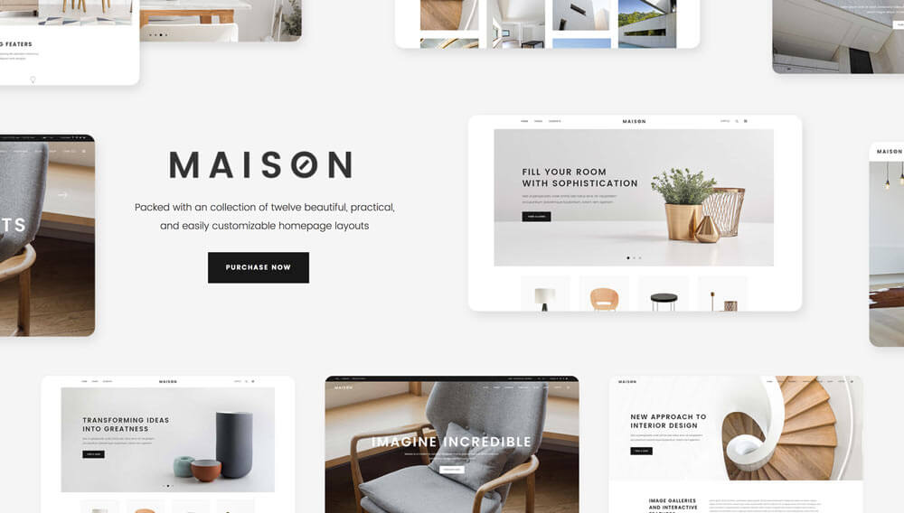Related Maison – Modern Theme for Interior Designers and Architects Review
