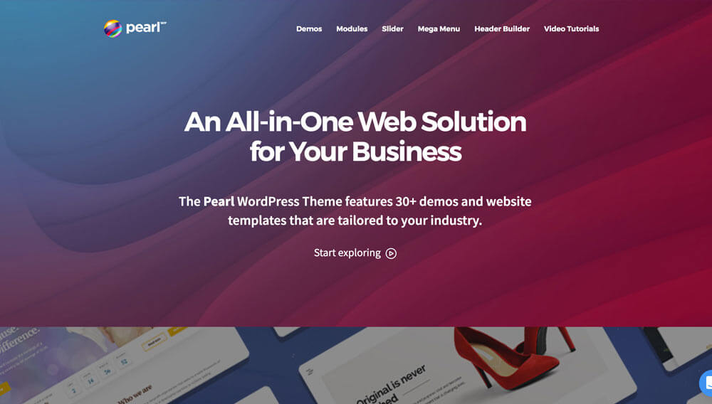 Related Pearl Business – Corporate Business WordPress Theme for Company and Businesses Review
